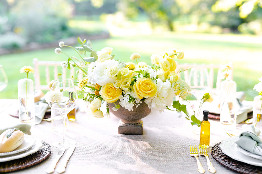 intimate maryland wedding