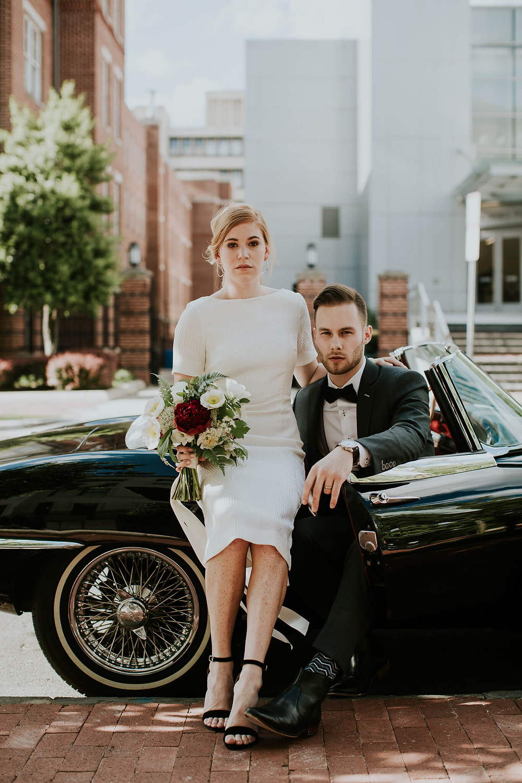 Washington DC Bride and Groom