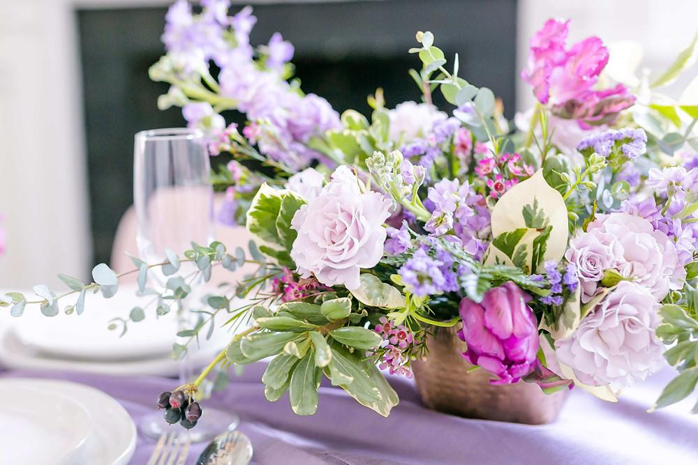 washington dc purple wedding