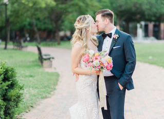 Summer Wedding at the Decatur House