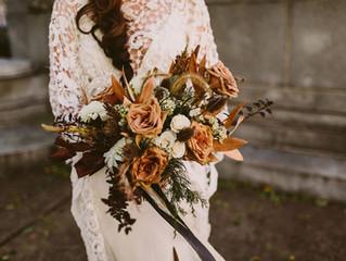 Fall Wedding at Republic Restoratives