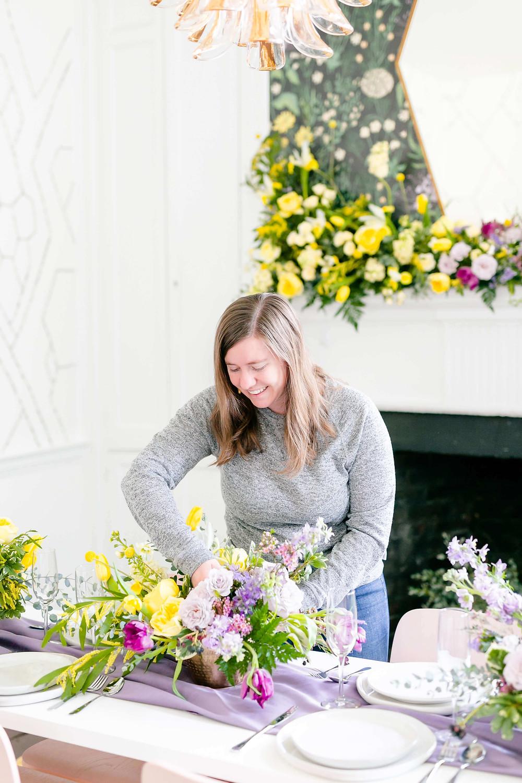 washington dc wedding florist