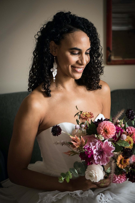 washington dc fall bride