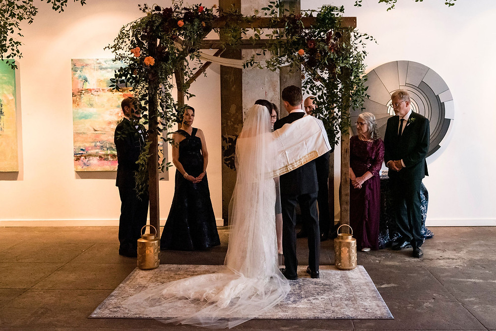 long view gallery wedding