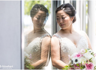 Le Meridien Early Summer Wedding