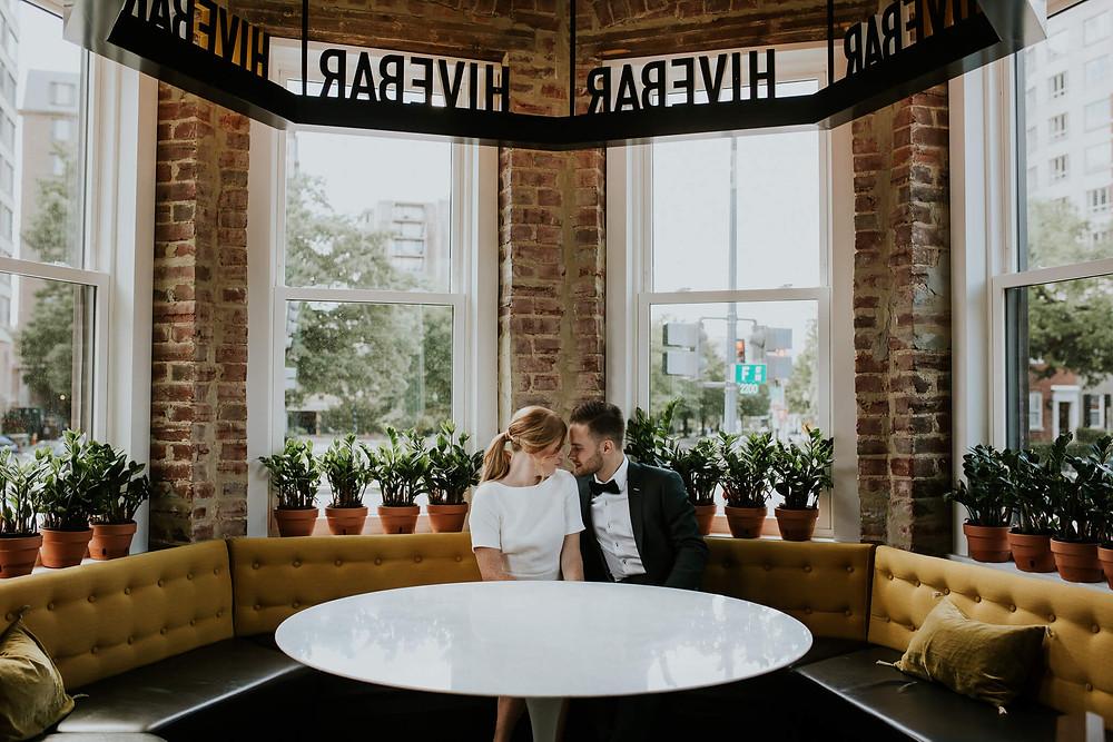 Hotel Hive Wedding Elopement