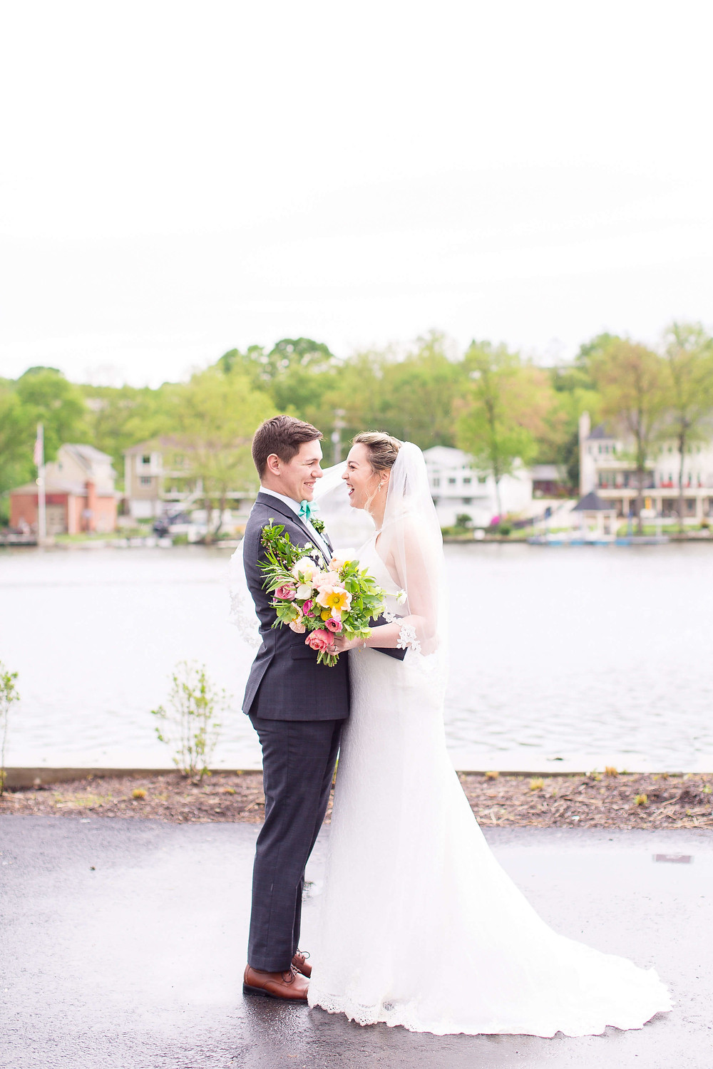 River View at Occoquan Wedding