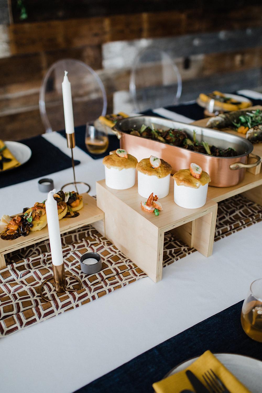luxe foodie wedding washington dc