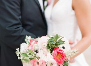 DAR Constitution Hall Spring Wedding