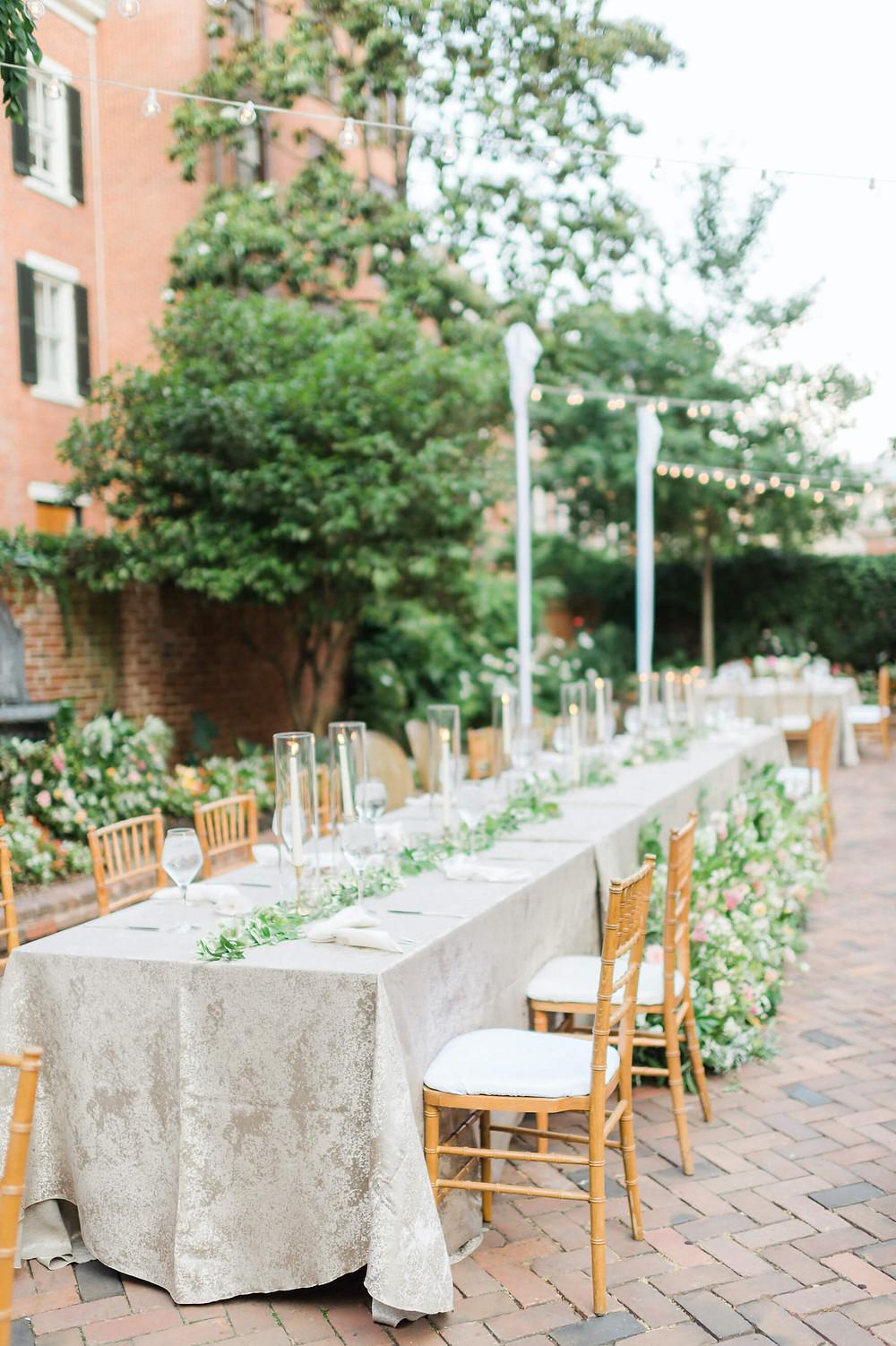 decatur house wedding reception