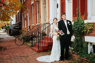 Washington DC Wedding Planner and Coordinator