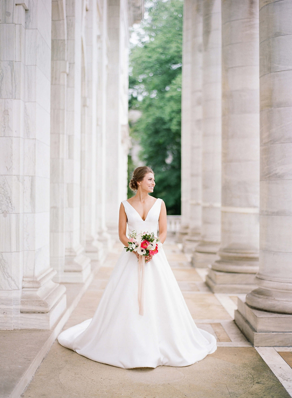 classic washington dc wedding