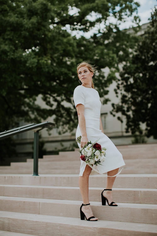 Washington DC Wedding Bouquet