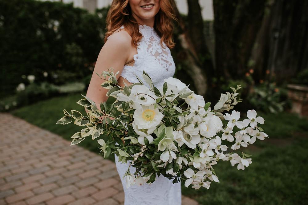 virginia dogwood bouquet leesburg