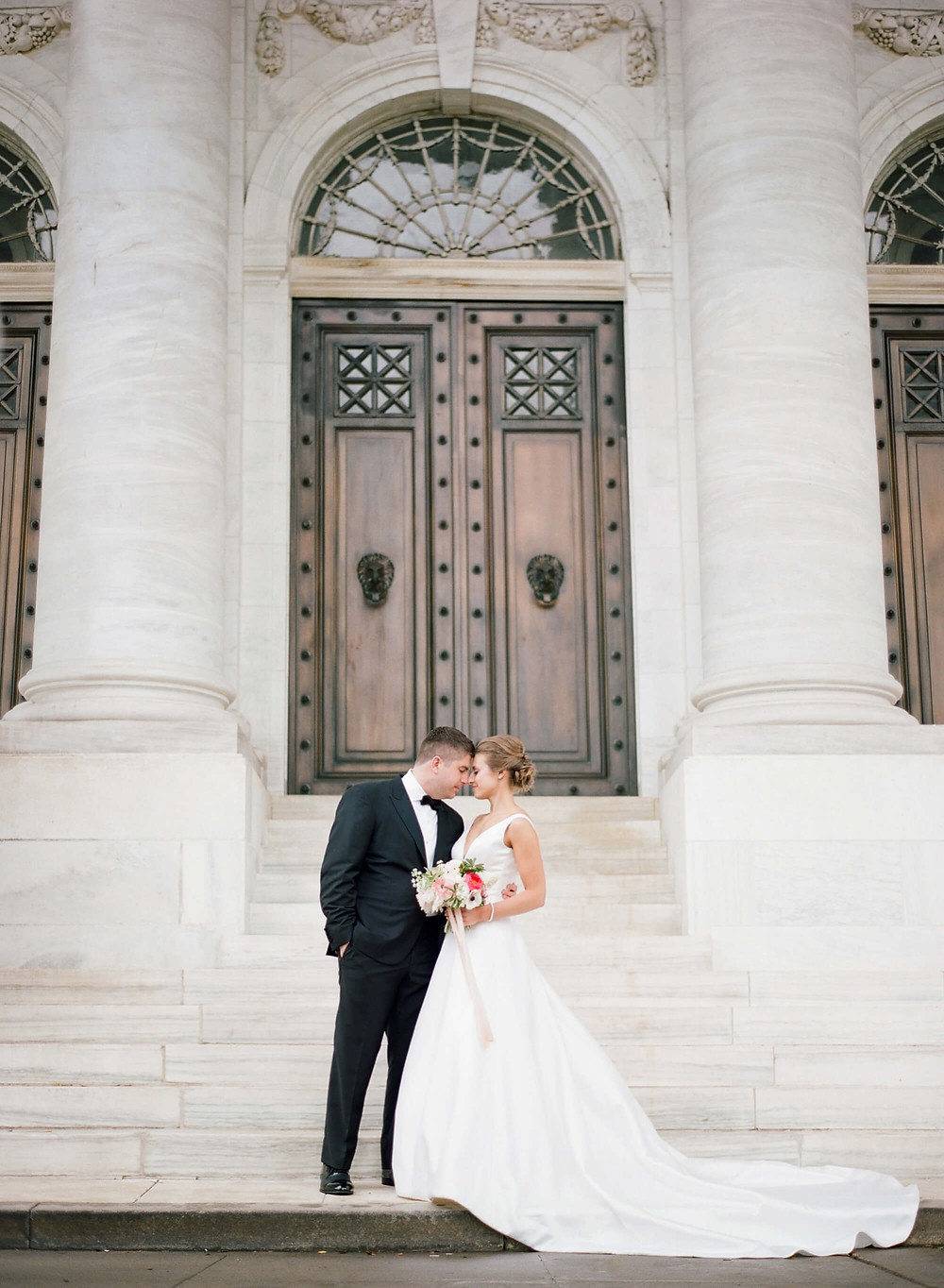 DAR constitution hall wedding
