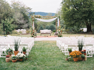Indian American Wedding at The Clifton Inn