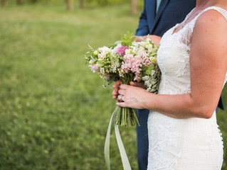 Faithbrooke Barn and Vineyard Wedding in Luray