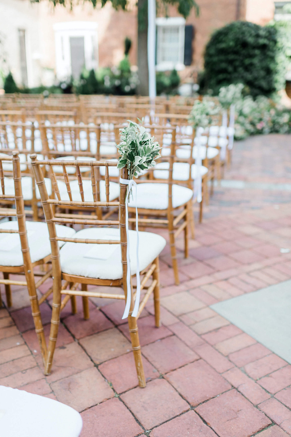 decatur house wedding ceremony