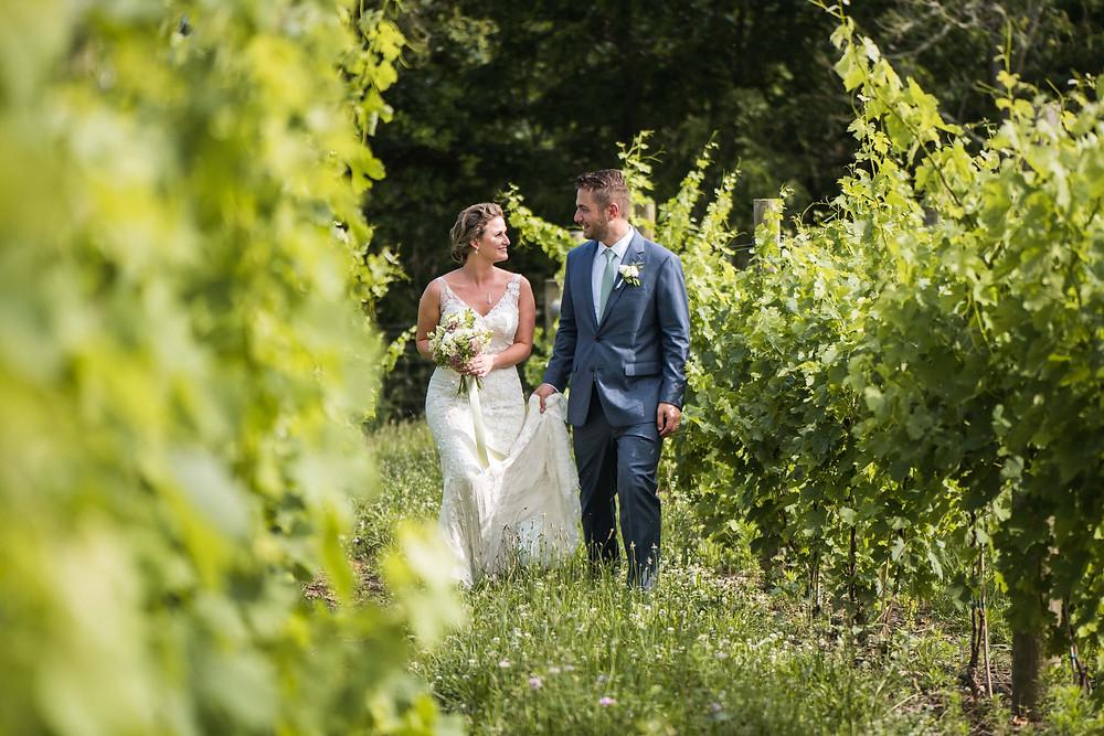 luray virginia vineyard wedding