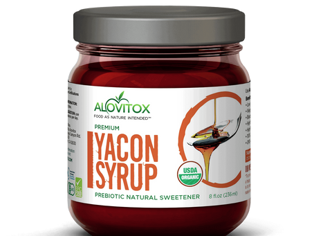 Yacón Syrup a Natural Table Sugar Substitute