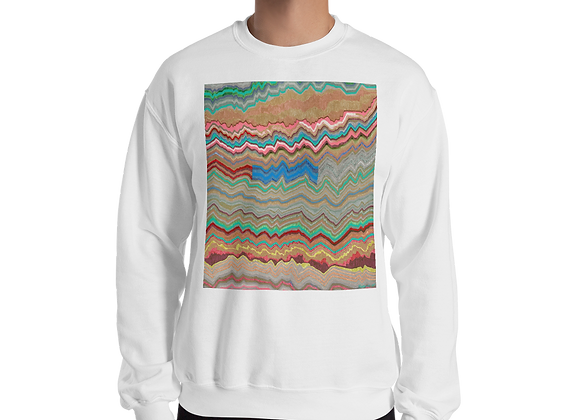 """Disperse"" Unisex Sweatshirt"
