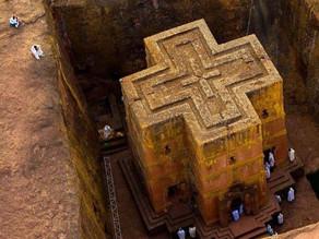 לליבלה באתיופיה - הכנסיות החצובות המוזרות והגדולות בעולם