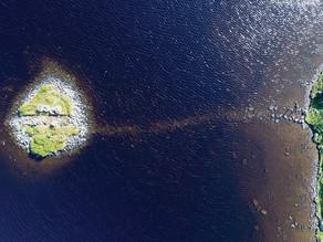 ארכיאולוגים תמהים לגבי איים מלאכותיים בני 5,000 שנה