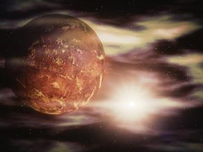 האם התגלו חיים בעננים של נוגה?