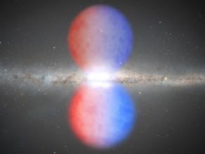 התגלתה בועה נוספת במרכז גלקסית שביל החלב