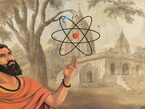 החכם ההודי שפיתח תיאוריה אטומית לפני 2600 שנה