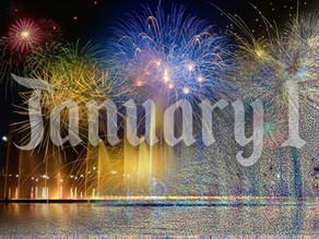 המקורות העתיקים של חגיגות השנה החדשה