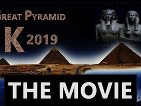 """""""הפירמידה הגדולה K 2019"""" - סרט שמנסה להכניס קצת הגיון בתעלומה הגדולה"""