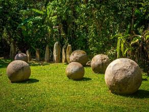 כדורי האבן הגדולים של קוסטה ריקה