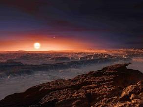 """נאס""""א משתפת תמונה של כוכב לכת קרוב היכול להתאים לקיום חיים."""
