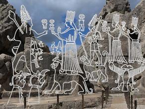יזיליקאיה - מקדש חתי בן 3200 שנה מספר על הזמן ועל הקוסמוס