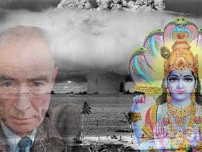 אבי פצצת האטום אופנהיימר והלורד קרישנה