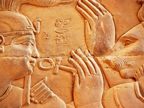 נראה כי הענח' המצרי והפאשה ההינדי הם סמלים מקבילים