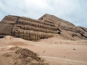 וואקה דל סול ווואקה דה לה לונה - מקדשי האלים של תרבות המוצ'ה