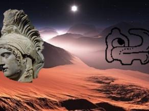 אובססיה עתיקת יומין לכוכב האדום