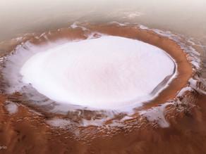 נמצאו עדויות למגה-שטפון ששטף את מאדים לפני 4 מילארד שנה