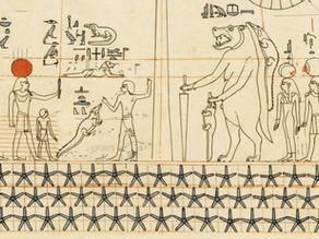 האסטרונום המצרי סננמות' ומפת הכוכבים שלו