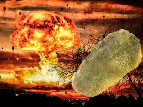האם זכוכית המדבר נוצרה על ידי נשק גרעיני קדום?