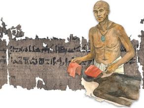 פפירוס לובר-קרלסברג - התגלו סודות חניטה מצרית חדשים