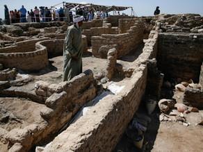 ארכיאולוגים במצרים גילו את 'עיר הזהב האבודה' בת 3000 השנה