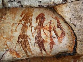 ציורי אבן בני 12,000 שנה תוארכו בעזרת קני צרעות