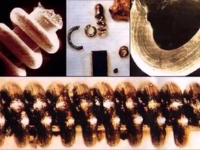 מהם רכיבי הננוטכנולוגיה הקדומים שנמצאו בהרי אורל?