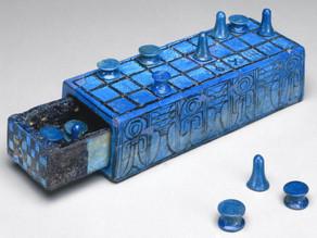 סנת - משחק הלוח העתיק ביותר בעולם
