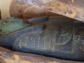 התגלה מקדש הקבורה של המלכה נרט, אשתו של פרעה טטי