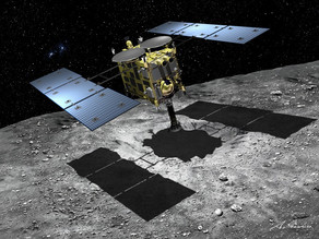 לאחר שש שנים ומיליוני קילומטרים, קפסולה עם דגימת אסטרואיד נחתה על כדור הארץ