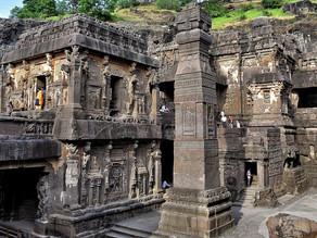 התעלומה של מערות אלורה ומקדש קיילאסה בהודו